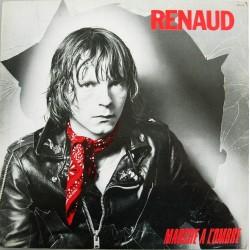 Renaud – Marche À L'Ombre - LP Vinyl Album 1980 + insert
