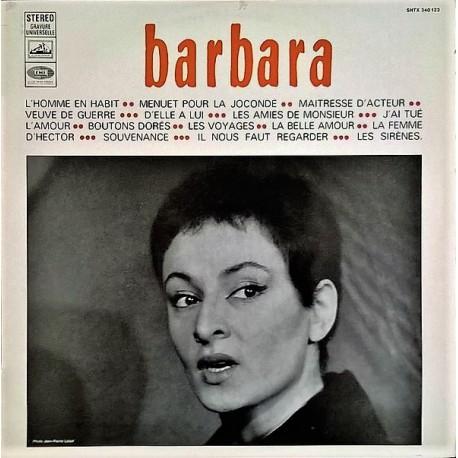 Barbara – Barbara - LP Vinyl Album 1968 BIEM