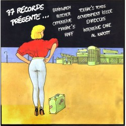 77 Records Présente... LP Vinyl Album Compilation Punk, Oi