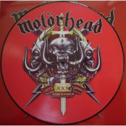 Motörhead ‎– More Covers - LP Vinyl Album Picture Disc
