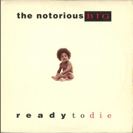 The Notorious B.I.G. ‎– Ready To Die - LP Vinyl Album - Rap US