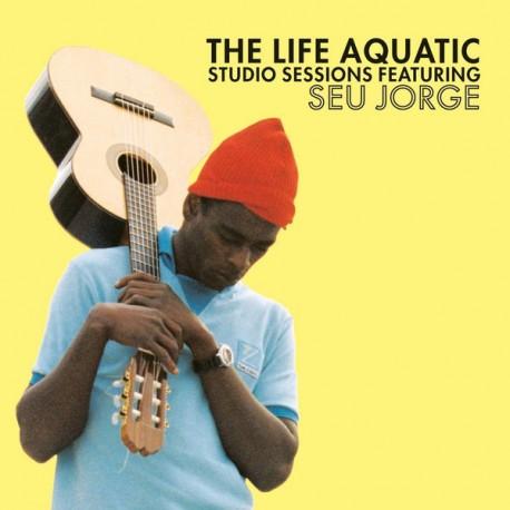 Seu Jorge – The Life Aquatic Studio Sessions - Double LP Vinyl Album Coloured