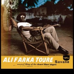 Ali Farka Toure ‎– Savane - Double LP Vinyl Album Gatefold Cover 180 Gr.