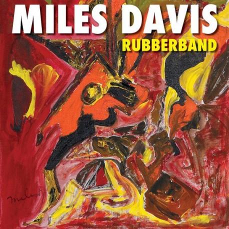 Miles Davis – Rubberband - Double LP Vinyl Album