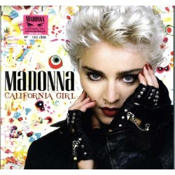 Madonna ‎– California Girl - Double LP Vinyl Album Coloured