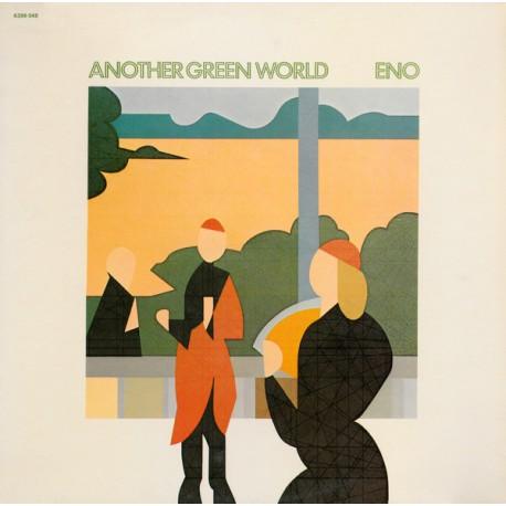 Eno – Another Green World - LP Vinyl Album 1975 France