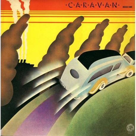 Caravan – Caravan - LP Vinyl Album 1979