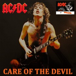 AC/DC – Care Of The Devil - Double LP Vinyl Album Coloured Edition Numbered