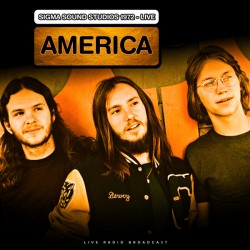 America - Best of Live at Sigma Sound Studios 1972 - LP Vinyl Album