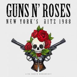 Guns N' Roses – Best Of Live At New York's Ritz 1988 - LP Vinyl Album