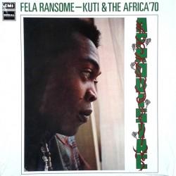Fela Ransome-Kuti & The Africa 70 – Afrodisiac - LP Vinyl Album