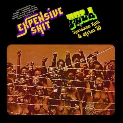 Fela Ransome Kuti & Africa 70 – Expensive Shit - LP Vinyl Album