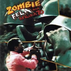 Fẹla Kuti And Afrika 70 – Zombie - LP Vinyl Album