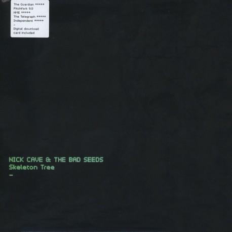 Nick Cave & The Bad Seeds – Skeleton Tree - LP Vinyl Album + Free Download