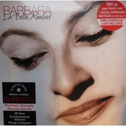 Barbara – La Belle Amour - Double LP Vinyl Album Compilation - Limited Edition