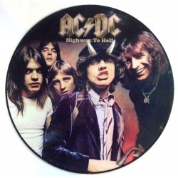 AC/DC – Highway To Hell - LP Vinyl Album - Picture Disc Edition