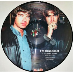Oasis – England's Dreaming - Picture Disc Edition - LP Vinyl Album Limited