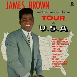 James Brown And His Famous Flames – Tour The U.S.A. - LP Vinyl Album