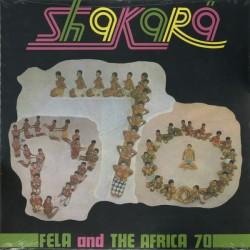 Fela Ransome-Kuti And The Africa '70 – Shakara - LP Vinyl Album