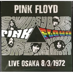 Pink Floyd ‎– Live Osaka 8/3/1972 - LP Vinyl Album Coloured