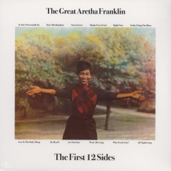 Aretha Franklin – The Great Aretha Franklin - The First 12 Sides - LP Vinyl Album