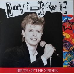 David Bowie – Birth Of The Spider - LP Vinyl Album Coloured Splatter Limited Edition