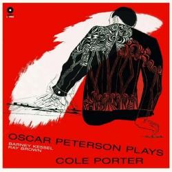 Oscar Peterson – Oscar Peterson Plays Cole Porter - LP Vinyl Album