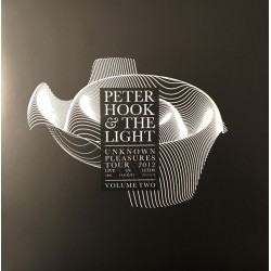 Peter Hook And The Light ‎– Unknown Pleasures Tour 2012 Live In Leeds Volume Two - LP Vinyl Album Coloured White