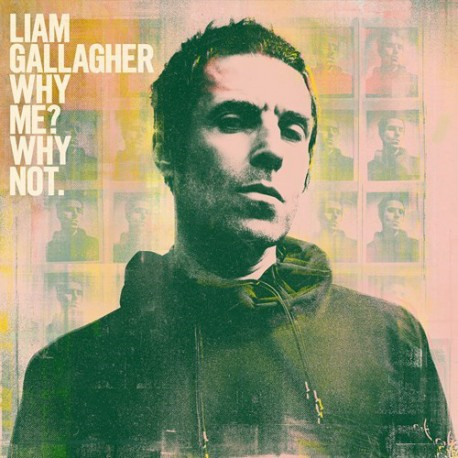 Liam Gallagher (Oasis) – Why Me? Why Not. - LP Vinyl Album