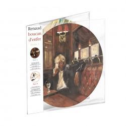 Renaud – Boucan D'Enfer - Double LP Vinyl Album Picture Disc Collector Limited