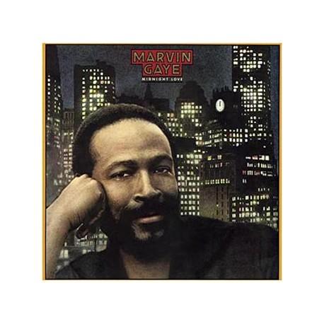 Marvin Gaye – Midnight Love - LP Vinyl Album