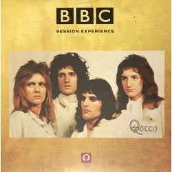 Queen ‎– Session Experience - Redlight Blues - The Cult Dimension -  London Battle - 4LP Vinyl Album