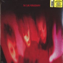 The Cure ‎– Pornography - Double LP Vinyl Album