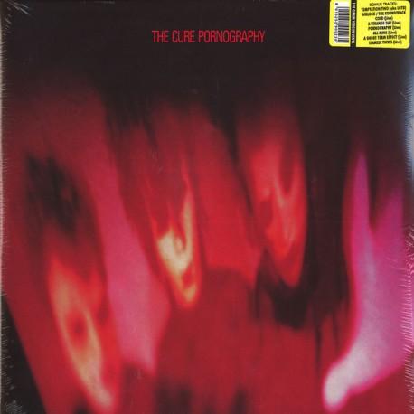 The Cure – Pornography - Double LP Vinyl Album
