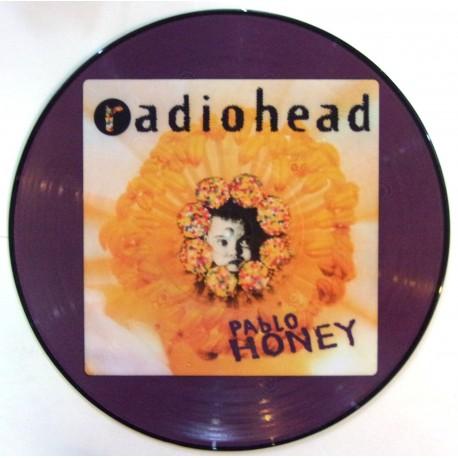 Radiohead – Pablo Honey - LP Vinyl Album Picture Disc