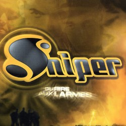 Sniper – Du Rire Aux Larmes - Double LP Vinyl Album - Rap Français