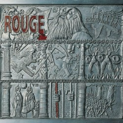 Jean-Jacques Goldman – Rouge - Double LP Vinyl Album - Coloured Red