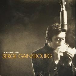 Serge Gainsbourg – En Studio Avec Serge Gainsbourg - LP Vinyl Album