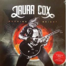 Laura Cox Band – Burning Bright - LP Vinyl Album + Digital Free Download - Electric Blues