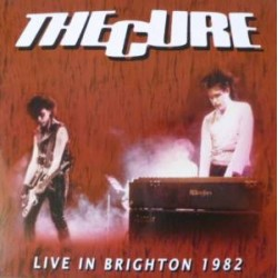 The Cure ‎– Live In Brighton 1982 - Double LP Vinyl Album - New Wave