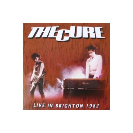 The Cure – Live In Brighton 1982 - Double LP Vinyl Album - New Wave