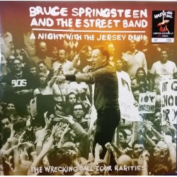 Bruce Springsteen & The E-Street Band ‎– A Night With The Jersey Devil - LP Vinyl Album Coloured