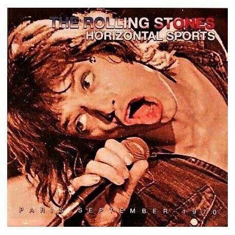 The Rolling Stones - Horizontal Sports - LP Vinyl Album - Coloured Edition