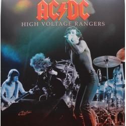 AC/DC – High Voltage Rangers - LP Vinyl Album - Coloured Edition