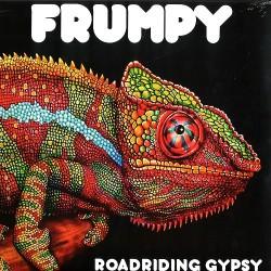 Frumpy – Roadriding Gypsy - LP Vinyl Album - Krautrock