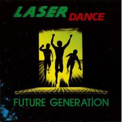 Laserdance – Future Generation -LP Vinyl Album Gatefold - Italo Disco