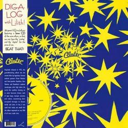 Cluster – Cluster II - LP Vinyl Album + CD - Electronic Experimental