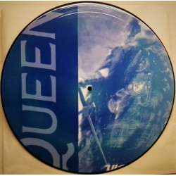 Queen ‎– Highlander - LP Vinyl Album - Picture Disc Edition