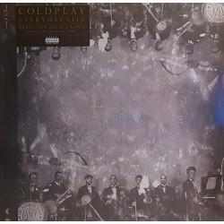 Coldplay – Everyday Life - Double LP Vinyl Album - Rock Music