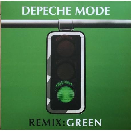 Depeche Mode – Remix : Green, Amber, Red - Triple LP Vinyl 3LP - New Wave